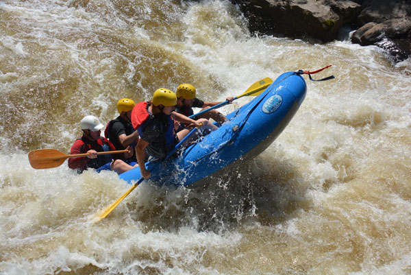 Precision Whitewater Rafting
