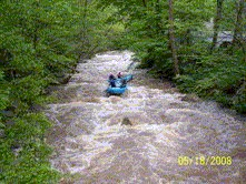 Bear Creek River | Class 3-4+ Whitewater Rafting