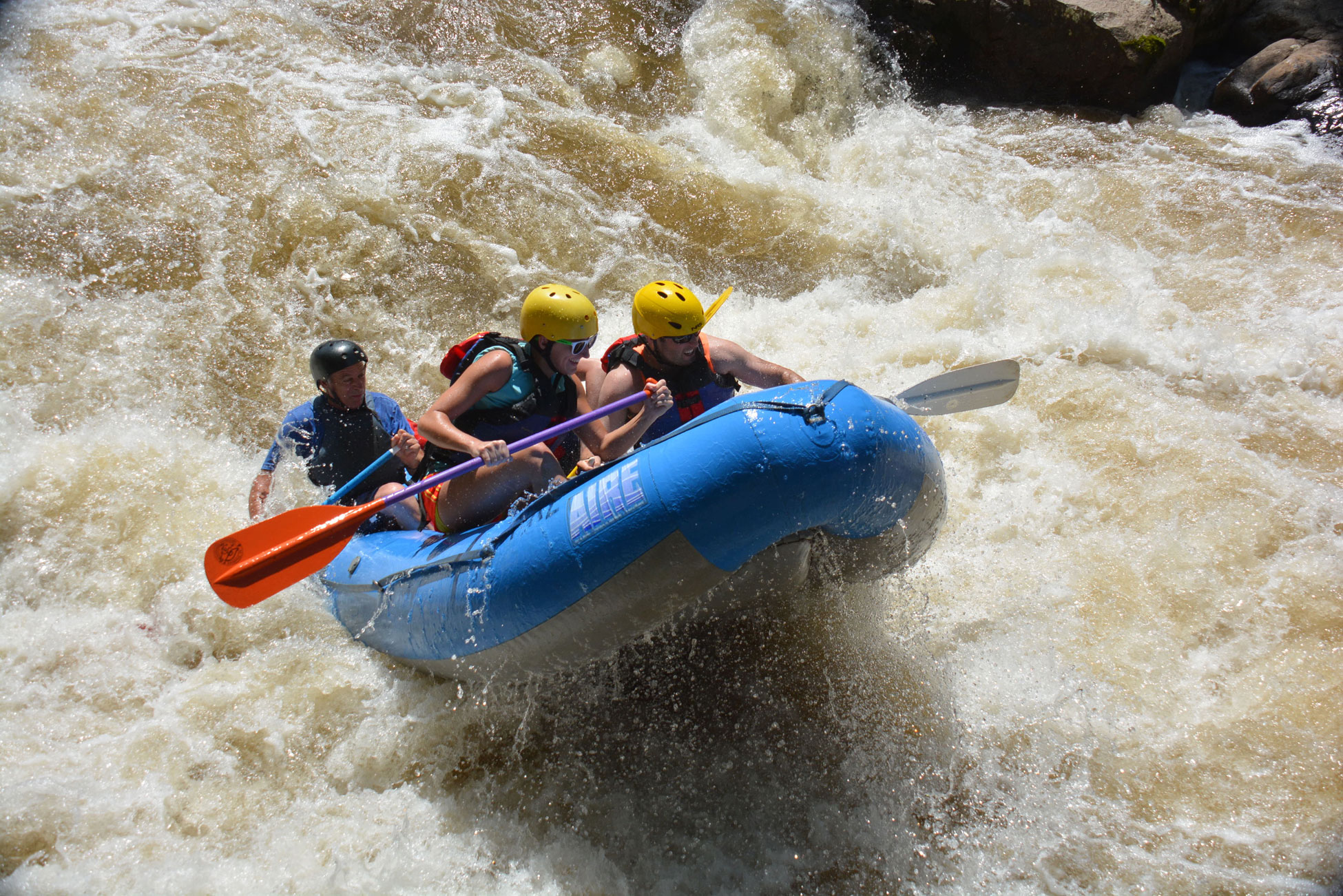 White Water Rafting Trips