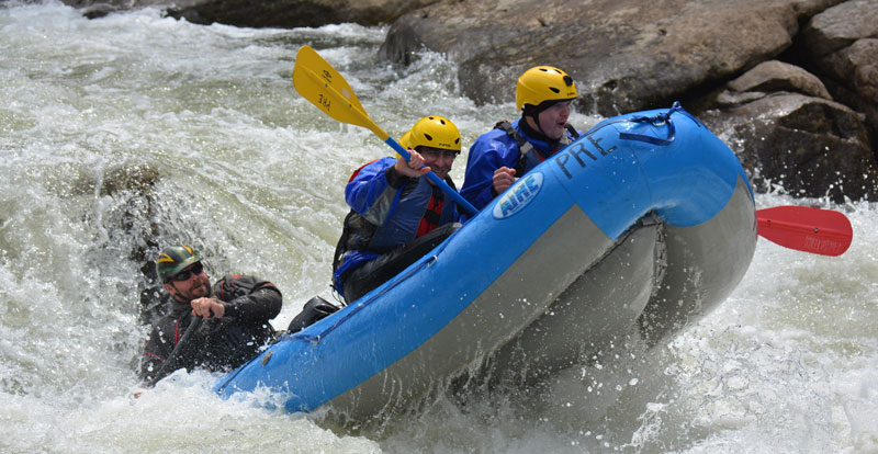 Extreme River Trips