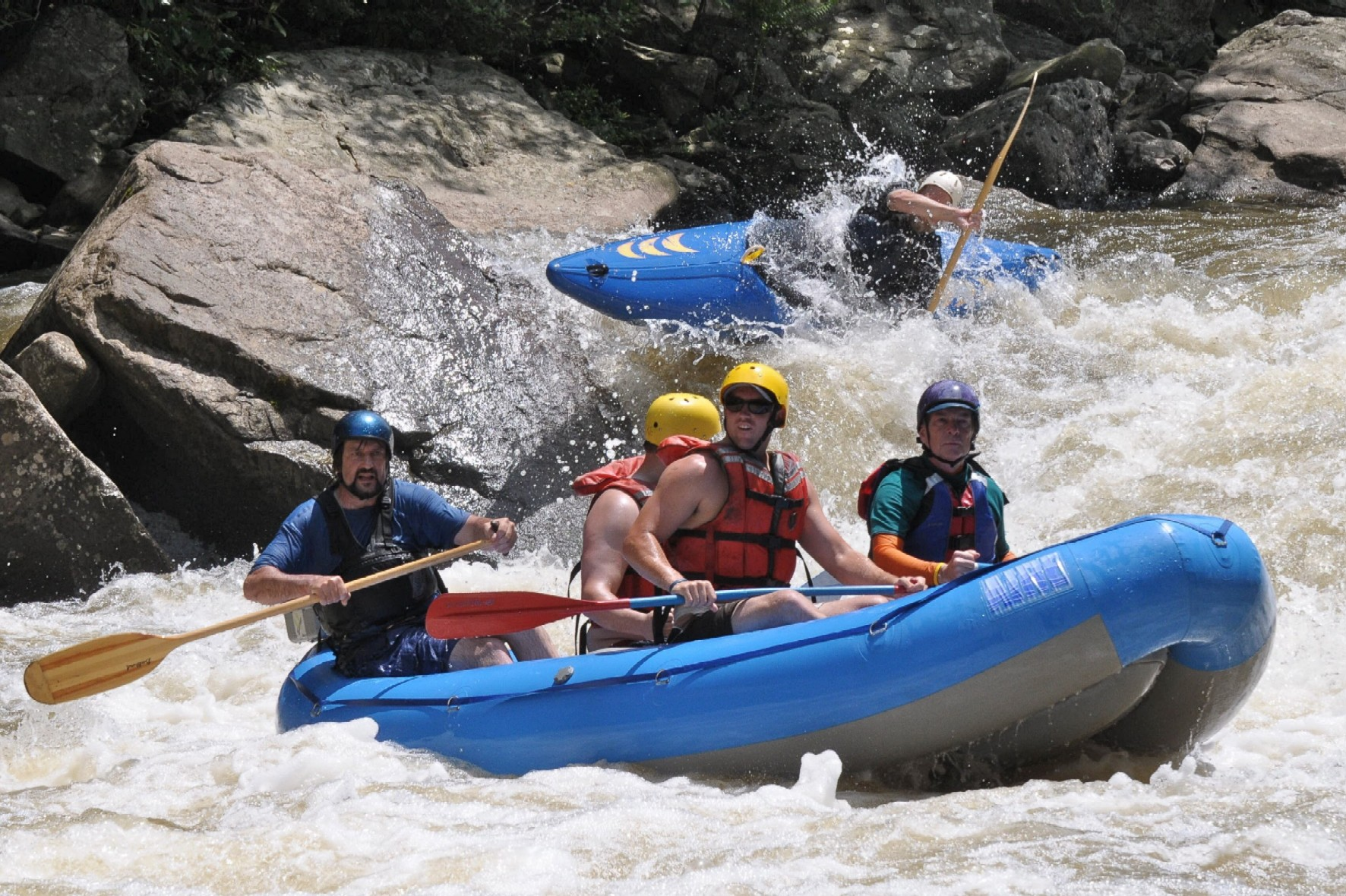 Extreme Whitewater Trips