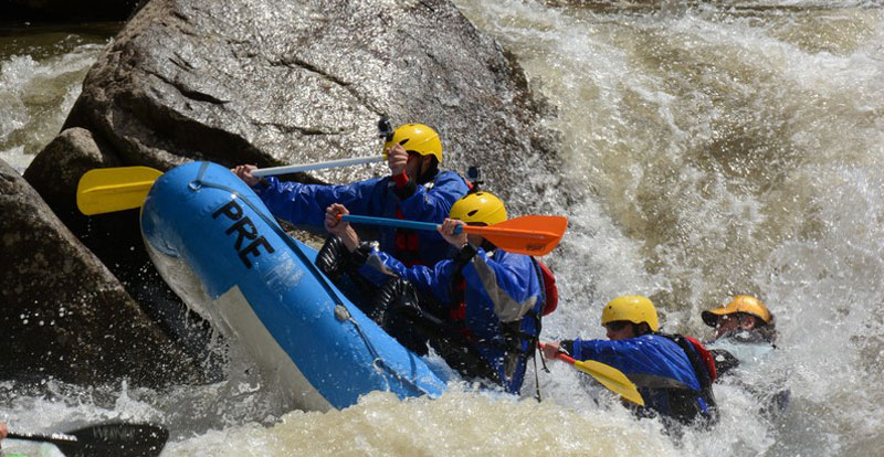 Upper Yough Rafting Trip