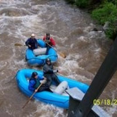 bear creek rafting