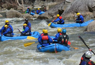 Action Whitewater Trips